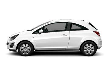 Prenájom Opel Corsa Michalovce